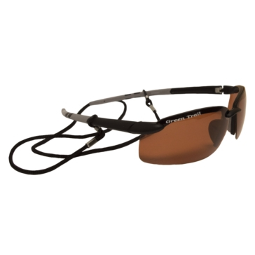 GREEN TRAIL Flip Up Polarized Fishing Glasses Grey, Black