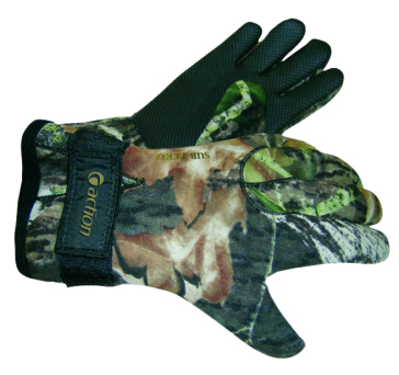 Mossy Oak infinity ACTION Gloves, Neporene