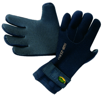 Action Gloves, Neporene Solid Color