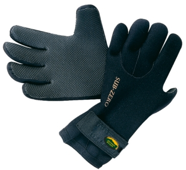 Solid Color ACTION Gloves, Neporene