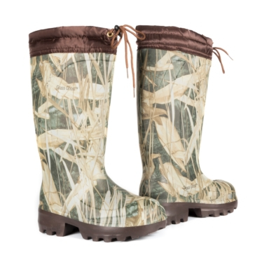 Bottes Compass CKX Unisexe - Grass Ghost - Camo