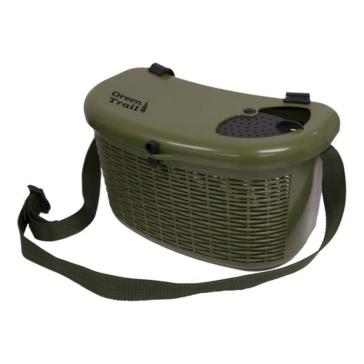 GREEN TRAIL Fishing Basket