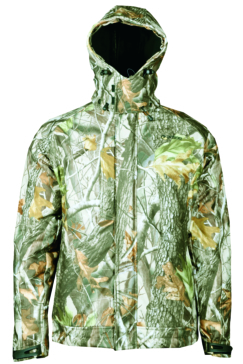 Camo (A409J) ACTION Softshell Forest HD Camo