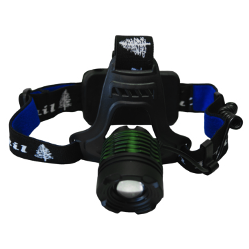 GREEN TRAIL CREE T6 Headlamp, 600 lumens