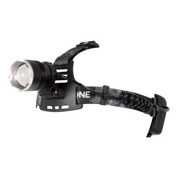 Green Trail Headlamp 1200 lumens