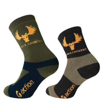 Action Socks, Moose Country Men