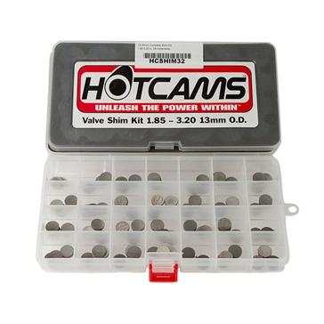 HOT CAMS 6 Valves Shim Kit