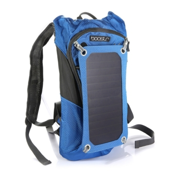 Boostr Backpack with Solar Battery