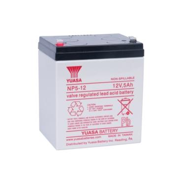 YUASA NP Series Battery NP5-12