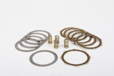 Kawasaki, Suzuki - Carbon fiber, Kevlar BARNETT Clutch Plate Kit