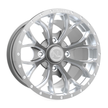 Silver No Limit Wheels Venom Wheel
