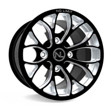 NO LIMIT WHEELS Venom Positive Wheel