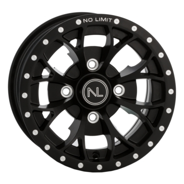 No Limit  Roue Venom 12x6 - 4/115 - 3+3