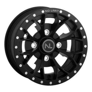 No Limit  Venom Wheel 12x6 - 4/115 - 3+3