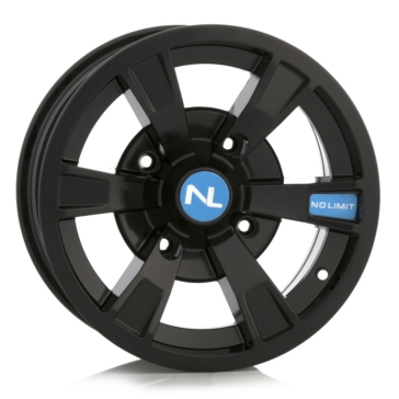 No Limit  Intimidator Wheel 14x7 - 4/137 - 3.5+3.5