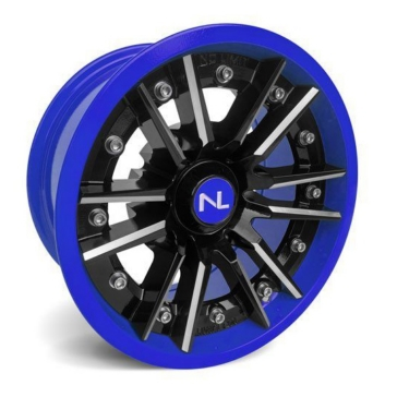 No Limit  Roue Storm 14x7 - 4/137 - 3.5+3.5