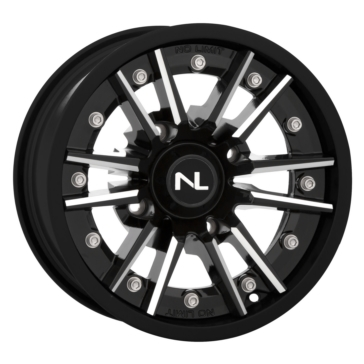 No Limit  Roue Storm 14x7 - 4/110 - 3.5+3.5