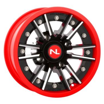 No Limit  Storm Wheel 14x7 - 4/156 - 3.5+3.5