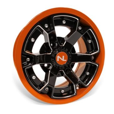No Limit  Deuce Wheel 14x7 - 4/110 - 3.5+3.5