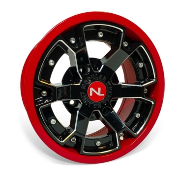 No Limit  Deuce Wheel 14x7 - 4/137 - 3.5+3.5
