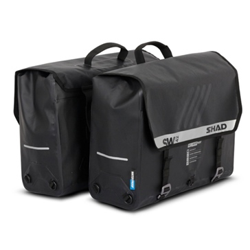 Shad SW42 Saddlebag 50 L