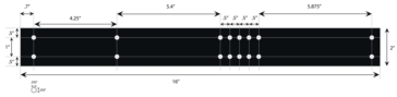 KIMPEX Yamaha Limiter Strap