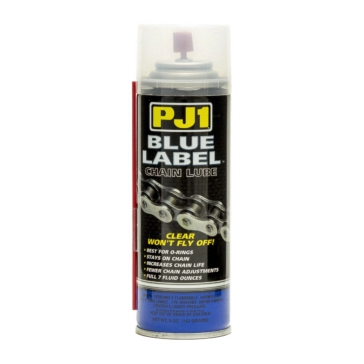 PJ1 Blue Label Chain Lube Clear