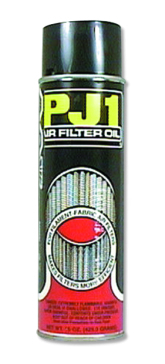 15 oz PJ1 Fabric or Gauze Air Filter Oil