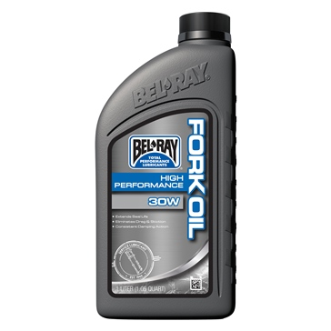 Bel-Ray High Performance Fork Oil 30W