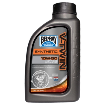 Bel-Ray V-Twin Synthetic Motor Oil Multi-grade