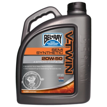 Bel-Ray Semi-Synthetic Motor Oil 4 L / 1.05 G