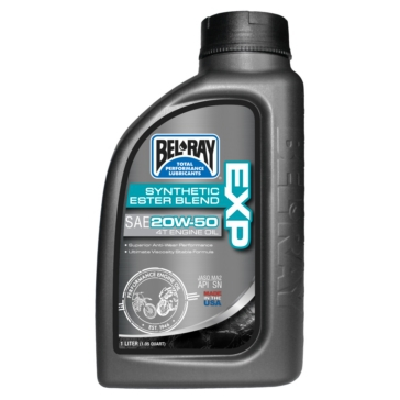 Bel-Ray EXP Ester Blend Motor Oil 20W50