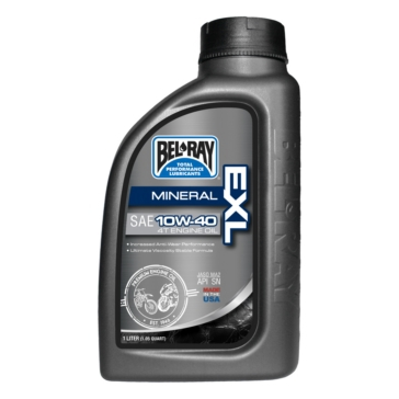 Bel-Ray EXL Motor Oil 10W40