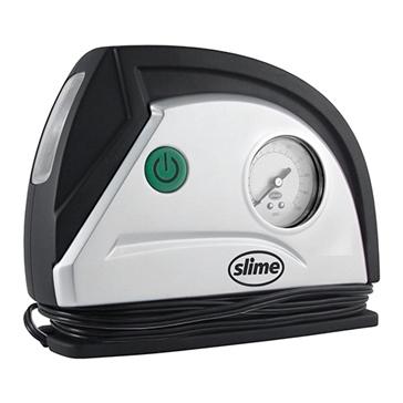 SLIME Compresseur à air avec lampe 300 lb/po2