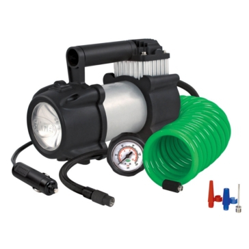 150 psi SLIME PRO Power Heavy-Duty Tires Air Compressor