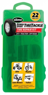 SLIME Tire Tackle Repair Complete Kit