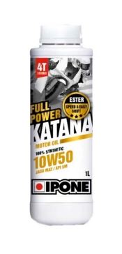 1 L IPONE 10W50 Full Power Katana Oil