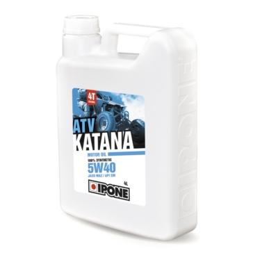 "Huile ""Katana ATV 4000"" 5W40 IPONE 4 L"