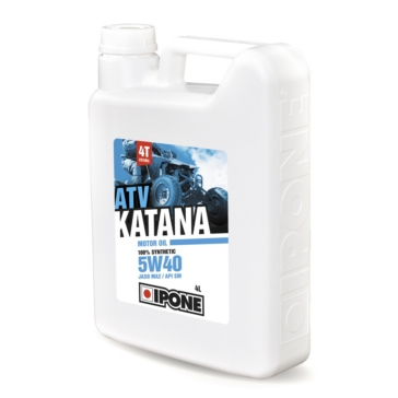 "Ipone Huile ""Katana ATV 4000"" 5W40 4 L / 1.05 G"