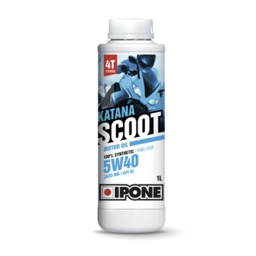 1 L IPONE Scoot 4 - 5W40 Oil