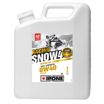IPONE Snow Racing 4 Oil 4 L