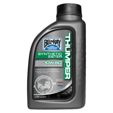 Bel-Ray Thumper Racing Engine Oil 10W60
