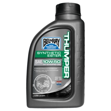 Bel-Ray Thumper Racing Works Full Synthetic Ester 4T Engine Oil 10W50