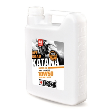 4 L IPONE Off Road Katana Oil