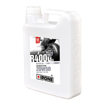 Ipone R4000 RS Oil 4 L / 1.05 G