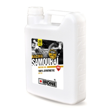 Ipone Samourai Racing Oil - Strawberry Smell 4 L