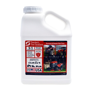 TIREJECT Tire Sealant, Refill 1 Gallon Liquid