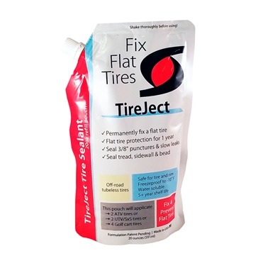 TireJect Tire Sealant Liquid