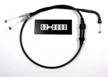 Câble d'accélérateur MOTION PRO 02-0000
