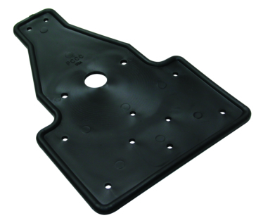 MOTION PRO Tail Light Plate